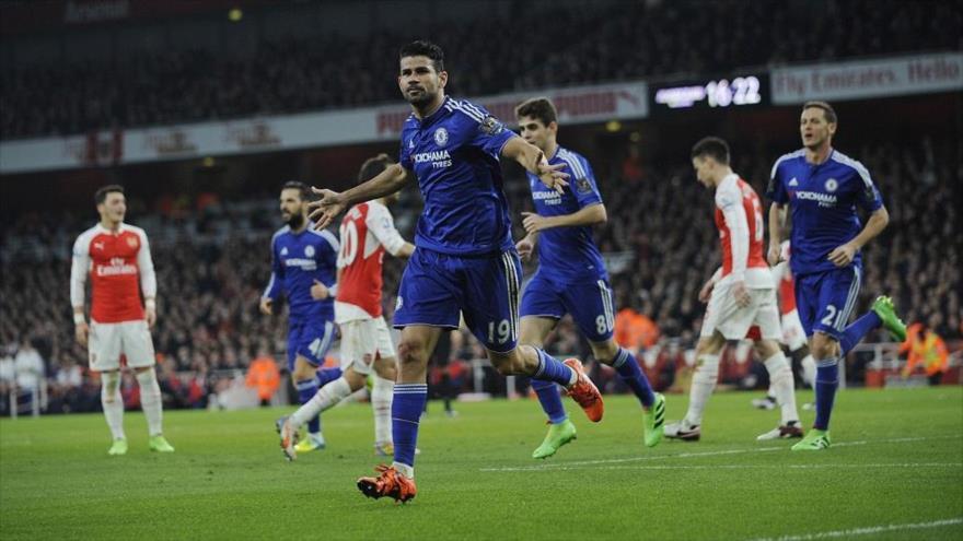 VIDEO VIRAL: Diego Costa, el 'terror' del Arsenal por cosas como estas 1