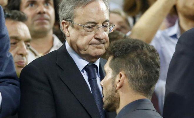 Don Balón: Así es la supuesta negociación secreta de Simeone con un fichaje de Florentino 1