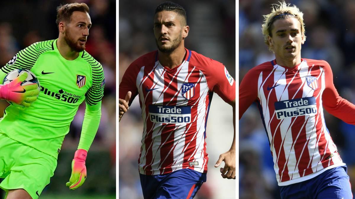 Así serán los salarios de los jugadores del Atletico para el 2018 1
