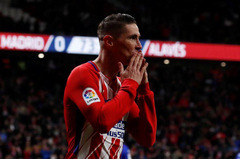 VIDEO: Así sonó en la radio el primer gol de Fernando Torres en el Metropolitano 1