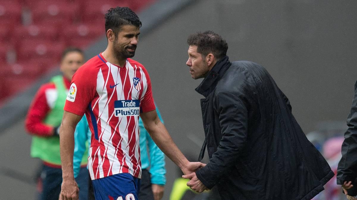 Los 5 mejores fichajes del Atlético en los últimos años según la afición: ¿Es Costa el más importante como dice Simeone? 1