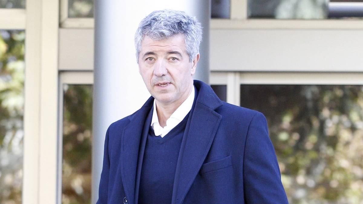 ¡Sin pelos en la lengua! AS: Gil Marín le dice a Griezmann a la cara las 2 razones por las que denunciaron al Barça 1
