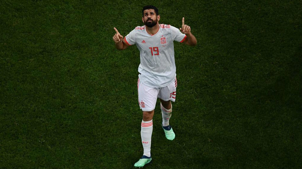 MULTIMEDIA: El espectacular doblete de Diego Costa frente a Portugal 1