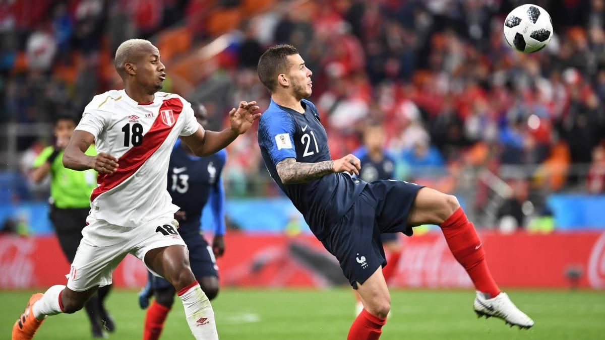 VIDEO: Lucas festeja su renovación con otro partidazo con Francia 1