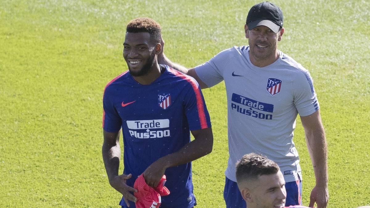 Simeone llevará a cabo un plan para hacer de Lemar un jugador top 1