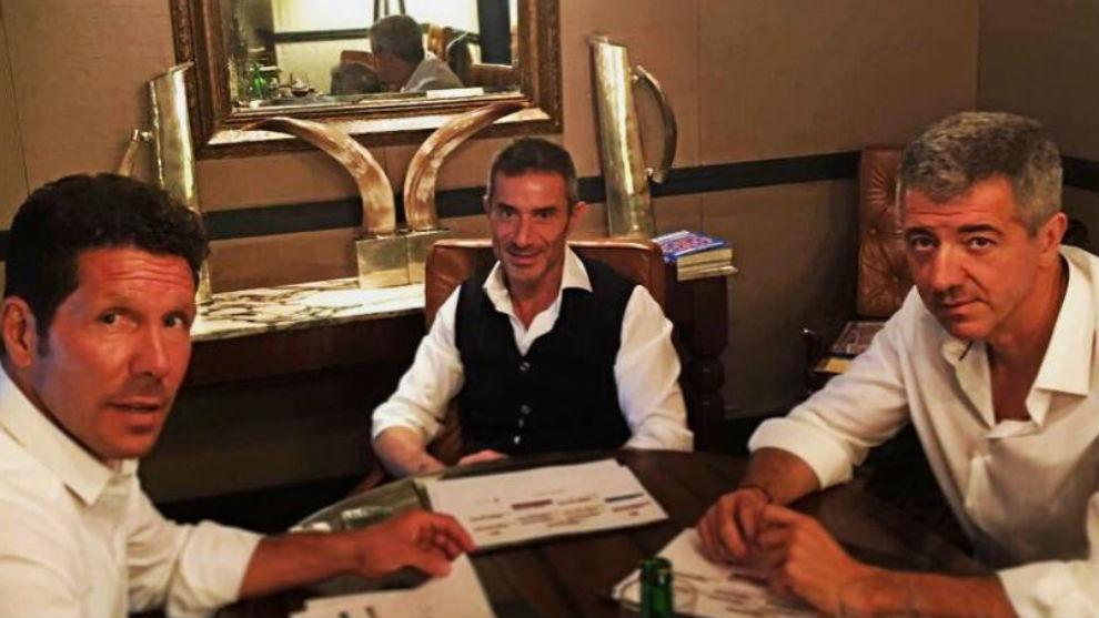 A Bola: Simeone y Gil Marín planean traer a 2 jugadores del Oporto 1