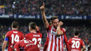 VIDEOGALERÍA: Los tres mejores goles de Saúl con el Atlético de Madrid; por @aperona9 1