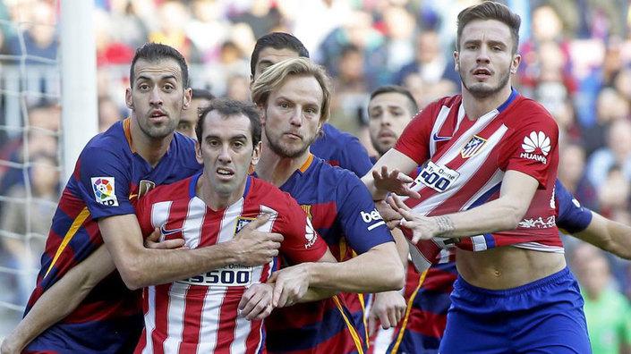 Atlético masculino y Atlético femenino unidos por un mismo fin: conquistar Barcelona 1