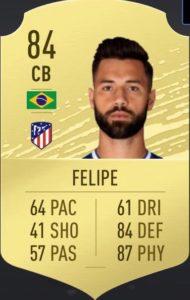 TOP 5. Felipe 84. 1