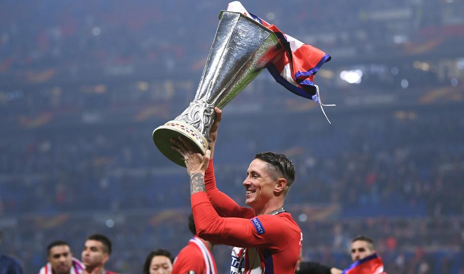 """Este vídeo de Fernando Torres con su """"te quiero Atleti"""" como un hincha más es ya viral 1"""