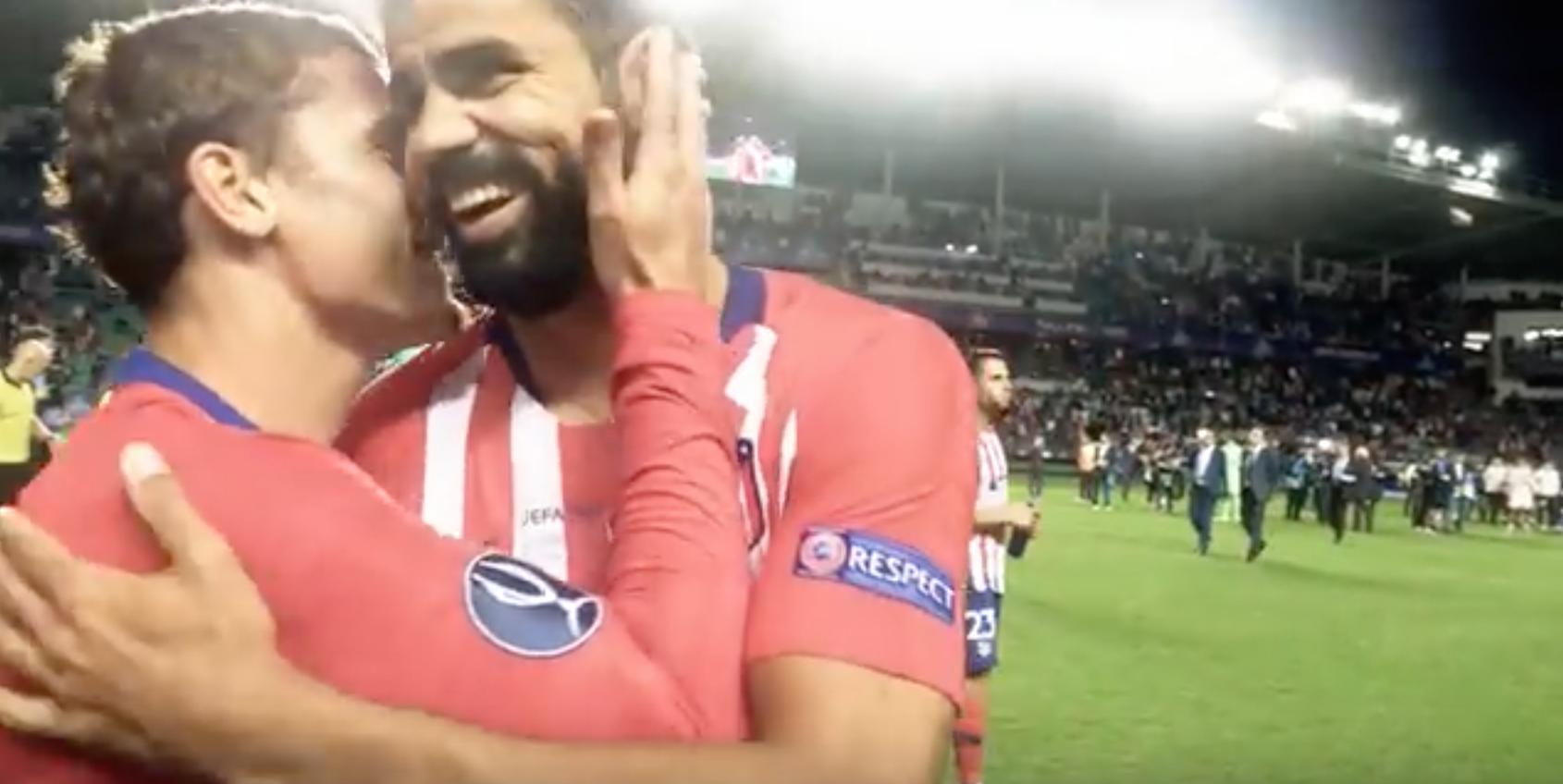 VÍDEO: El insider del Atleti supercampeón de Europa que te dejará alucinado 1