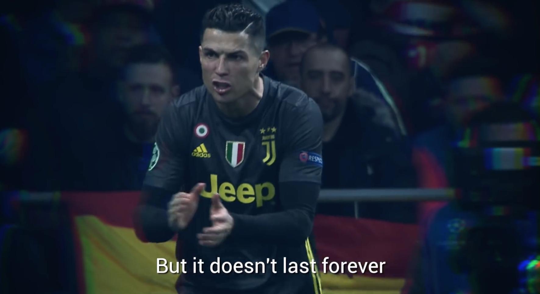 El escalofriante vídeo con el que la Juventus calienta el duelo contra el Atlético 1