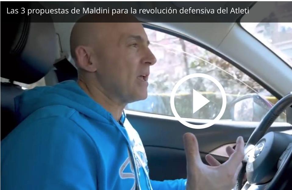 VIDEO: Las 3 propuestas de Maldini para la revolución defensiva del Atleti 1