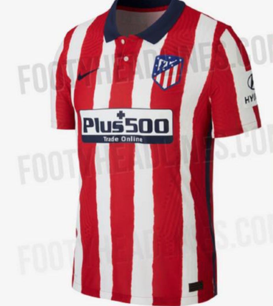 -Camiseta Atlético de Madrid 2020-21 1