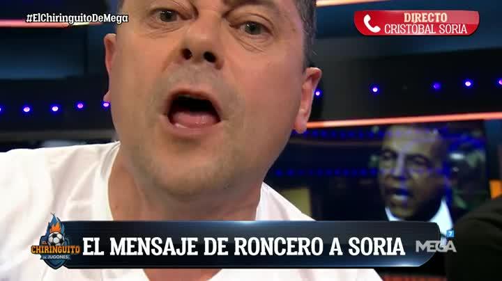 VIDEO VIRAL: Acostumbrado siempre al rival más fácil, Roncero alucina con el PSG 1