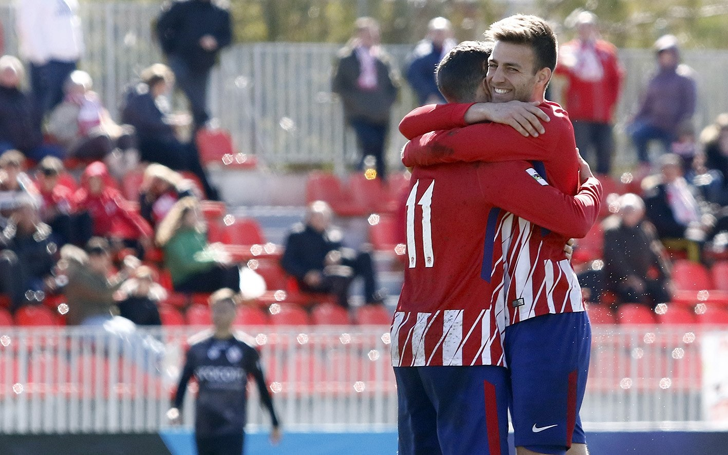 Atlético de Madrid B 1-0 U.D. San Sebastián de los Reyes: Con lo justo para seguir soñando con el ascenso 1