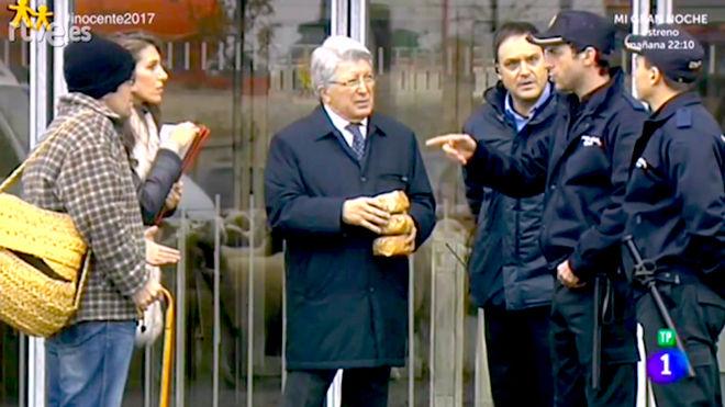 VÍDEO | La surrealista inocentada a Enrique Cerezo: dejar pastar ovejas en el Wanda 1