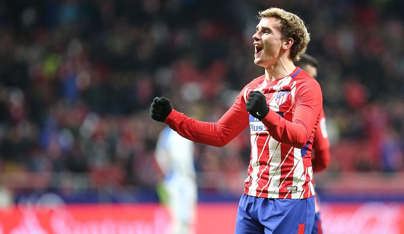 Atlético de Madrid 4-0 Leganés: Griezmann en estado puro 1