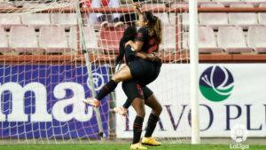 El Atlético de Madrid Femenino se gusta 1