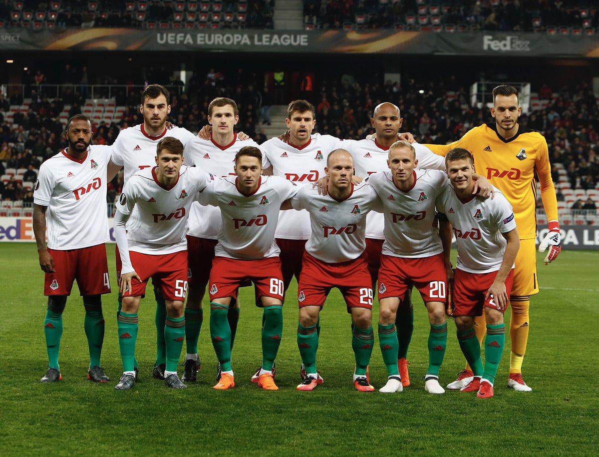 El análisis del rival: Así juega el Lokomotiv de Moscú 1