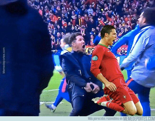 "Los 7 ""memes"" más compartidos que ridiculizan a Cristiano Ronaldo 1"