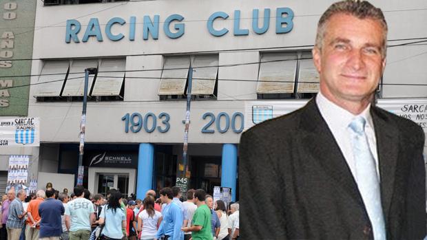 Un antiguo dirigente del Racing de Avellaneda desvela los graves problemas que tiene Vietto 1