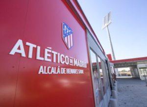 [FOTOGALERÍA] Descubre como es la nueva ciudad deportiva del Atlético de Madrid. 9
