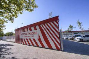 [FOTOGALERÍA] Descubre como es la nueva ciudad deportiva del Atlético de Madrid. 1