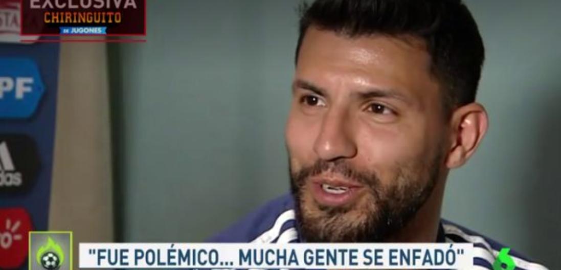 ¡De locos! Ahora Agüero desvela que se arrepiente de su salida del Atlético mediante este vídeo 1