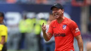 [PREVIA] Posible XI del Atlético de Madrid. Por @aperona9 2