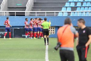 UD Ibiza 1 - 2 Atleti B: Los rojiblancos se llevan el tesoro de la isla, por @antonturan 1