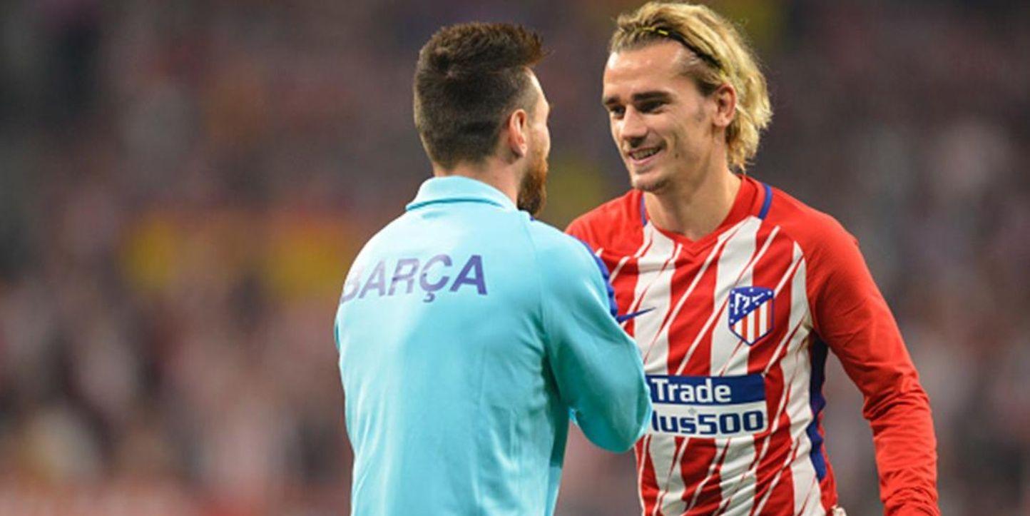 Mundo Deportivo: Messi le da la bienvenida a Griezmann y el Atleti ya busca sustituto entre 4 nuevos candidatos más 1