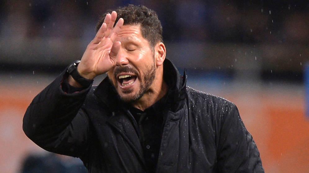 Desvelada la lista negra de Simeone para la próxima temporada 1