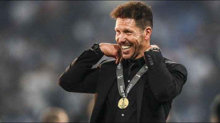 Simeone ficha a dos nuevos futbolistas para la próxima temporada 1
