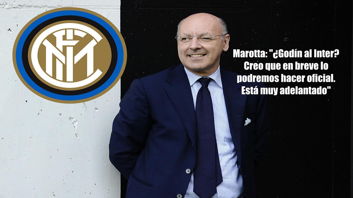 Las declaraciones del Inter sobre Godín preocupan y aparecen 2 posibles sustitutos 1