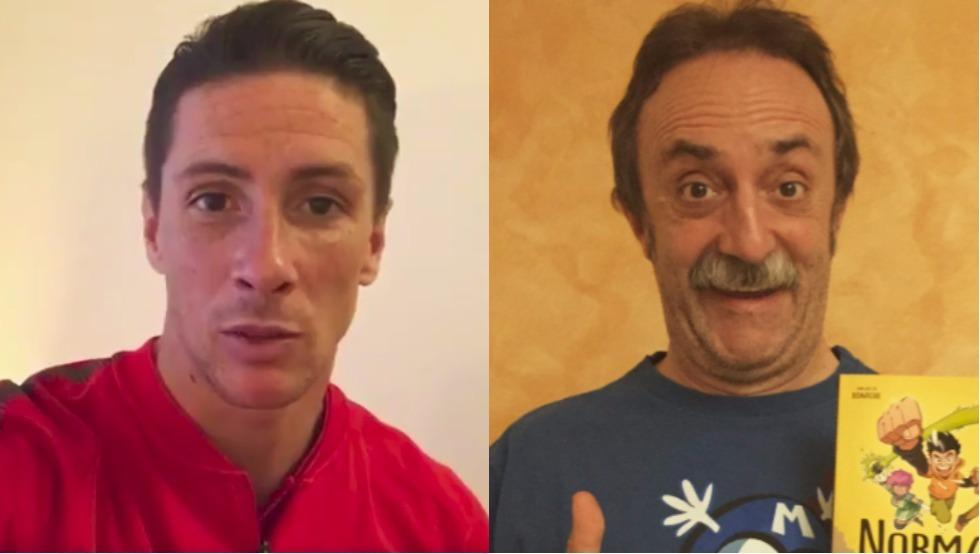 El vídeo personal de Fernando Torres que hizo llorar al gran Santi Rodríguez 1