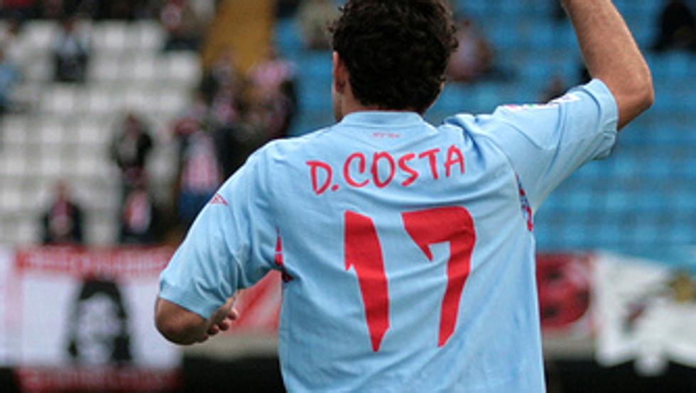 VIDEO: Los golazos que anotaba Diego Costa con la camiseta del Celta 1