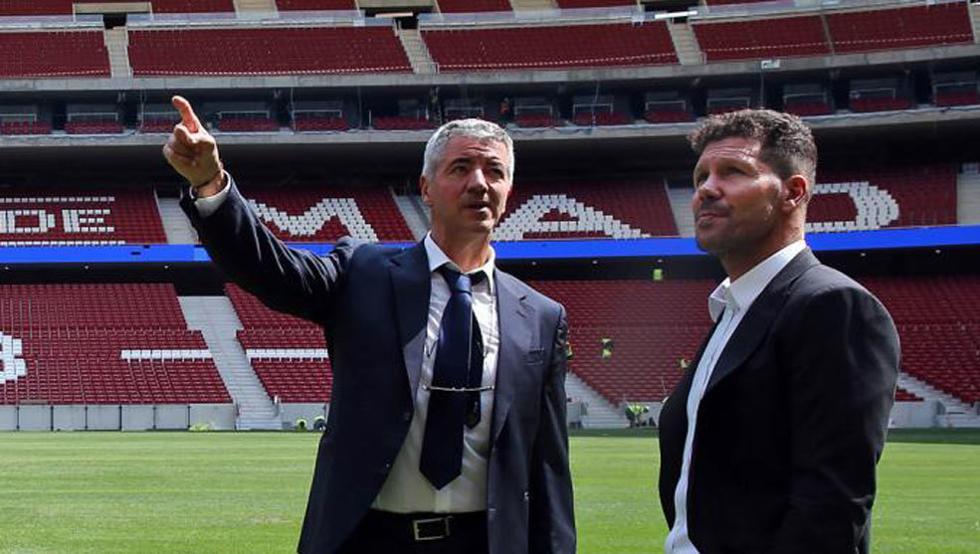 FICHAJES.COM: Tres nuevos futbolistas en la agenda de Simeone para junio 1
