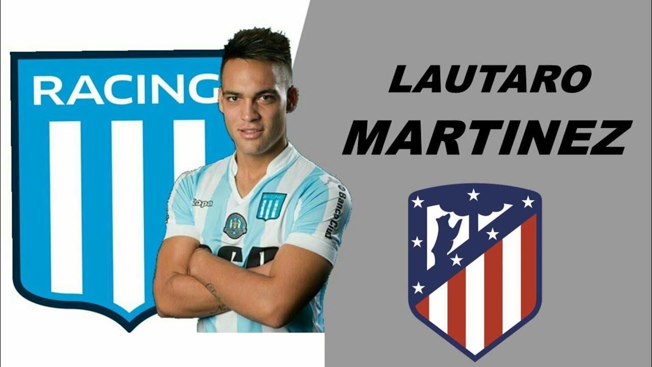 VIDEO: El nuevo fichaje del Atlético, Lautaro Martínez, rechazó varias ofertas del Real Madrid 1