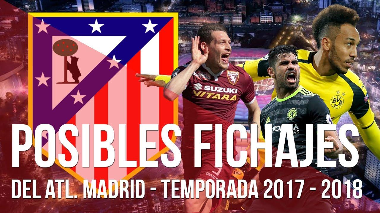 VIDEO: Los posibles fichajes en este mercado invernal del Atlético según FutbolSecrets 1