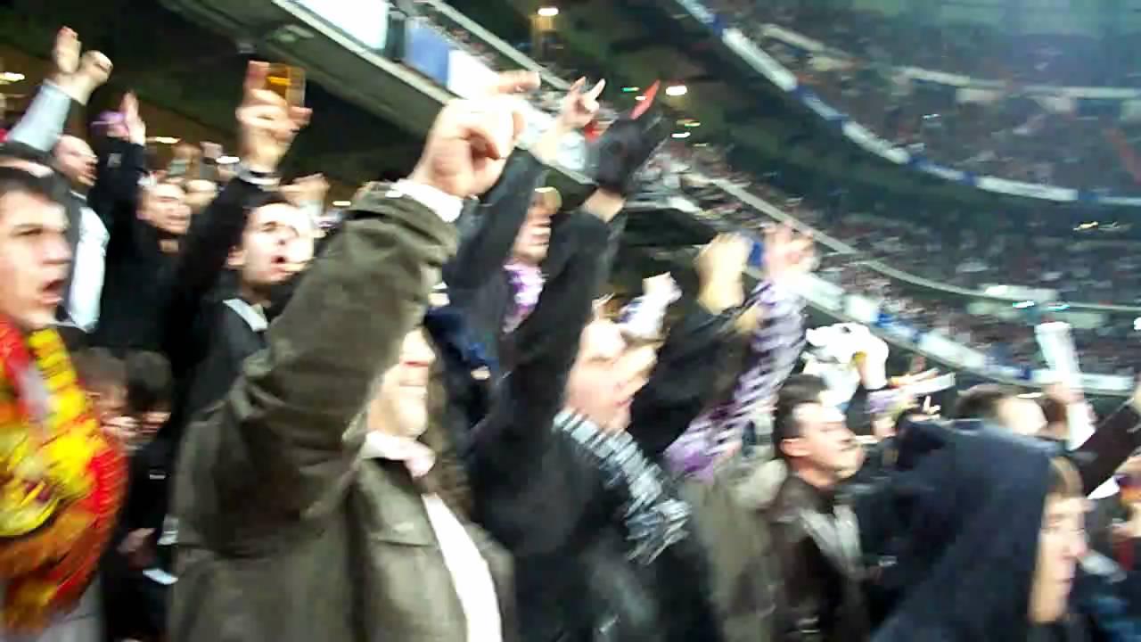 VIDEO:El Atlético ya molesta: el Real Madrid se acordó una y otra vez de la afición colchonera 1
