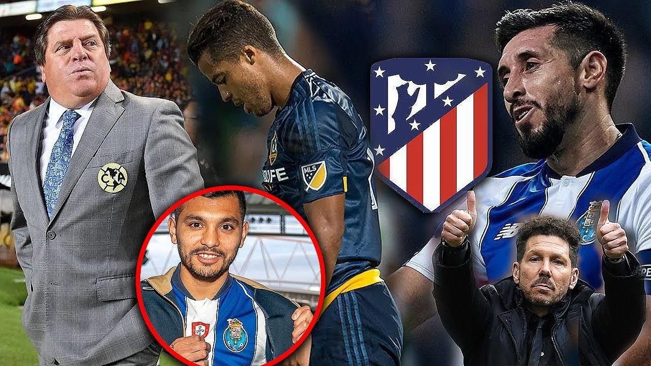 VIDEO: Así juega Héctor Herrera, el primer fichaje no oficial del Atlético 1