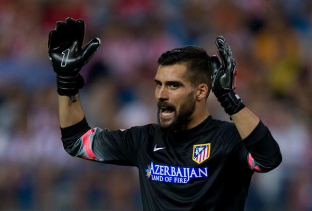Moya a la espera de Guaita para abandonar el Atlético según COPE 1