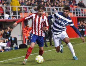 Atleti B 2 - 0 Inter de Madrid: Golpe sobre la mesa y a tiro del liderato 1