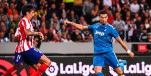 Las tres importantes bajas de la Juventus a dos días del partido. 1