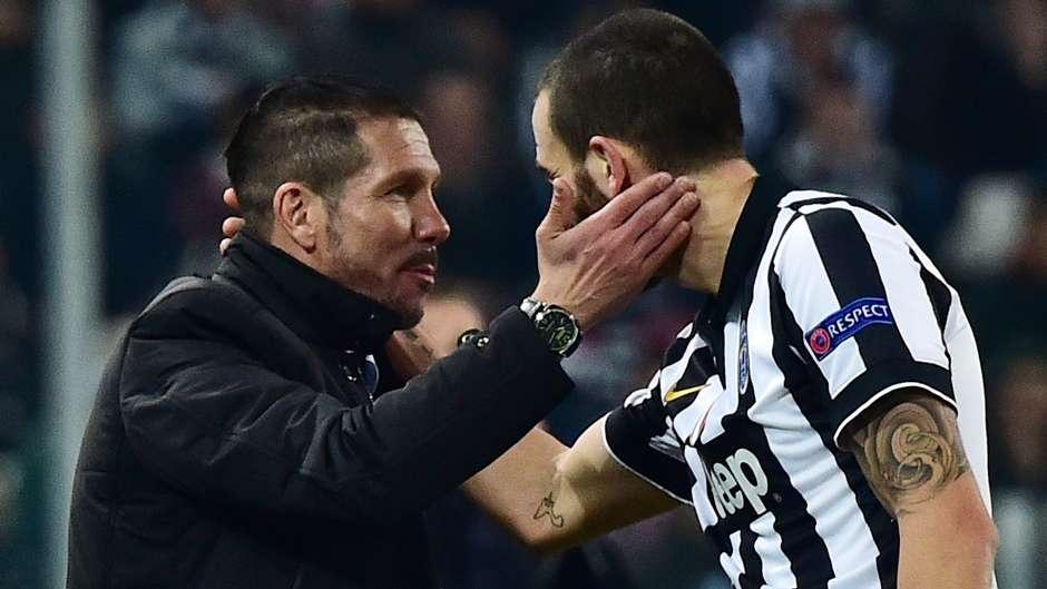 """Fichajes.com: Los 2 """"jugones"""" que ha pedido Simeone para derrotar a la Juventus 1"""