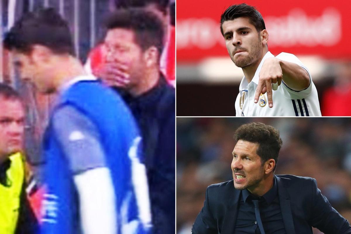 VIDEO: Morata, dispuesto a bajarse notablemente el sueldo para jugar en el Atlético 1